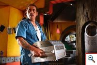 Danny Trejo as Machete in Spy Kids