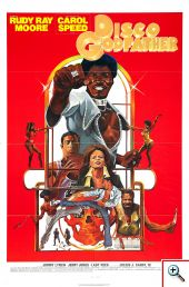The Disco Godfather Theatrical Poster