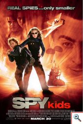 Click to View Spy Kids Poster